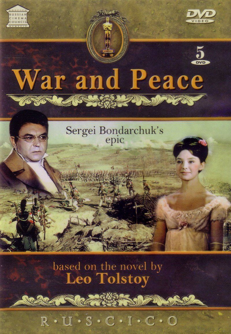 Sergei Bondarchuk's War and Peace